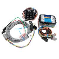 Пульт автоматического управления гидравлическими транцевыми плитами 12В