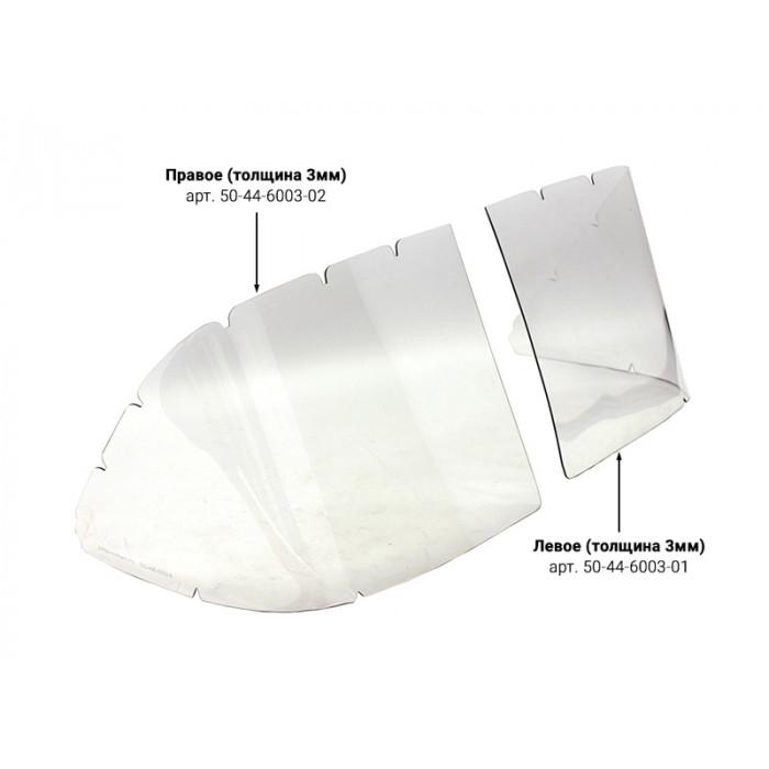 поликарбонат для ветрового стекла лодки