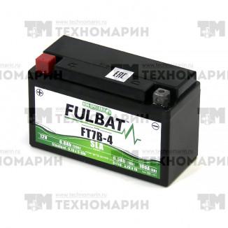 Аккумулятор FT7B-4 (YT7B-4)