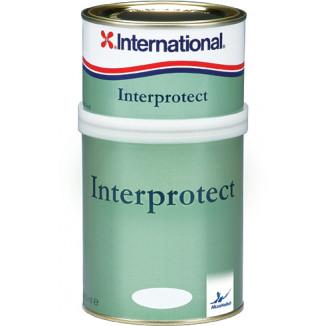 Грунт INTERPROTECT EPOXY PRIMER WHITE 0.75L
