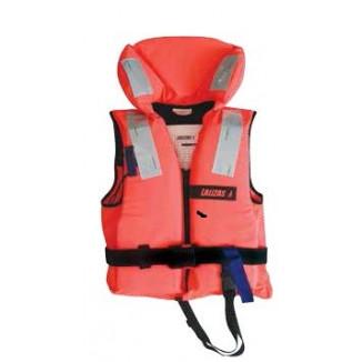Жилет ISO 150N LifeJacket.Adult. оранжевый 50-70 (Уц)