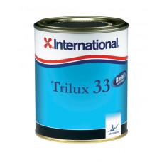 Покрытие необрастающее TRILUX 33 PROFESSIONAL Black 0.75L