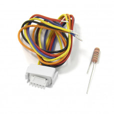 Провод с разъемом для приборов KUS (5 проводов)