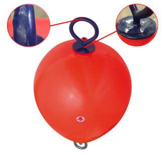 Буй причальный (швартовый) 540 мм красный (Уц)