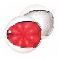 Светильник интерьерный светодиодный 130х30 мм, бело-красного света