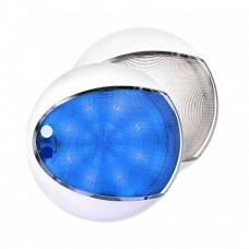 Светильник интерьерный светодиодный 130х30 мм, бело-синего света