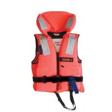Жилет ISO 150N LifeJacket.Adult. оранжевый 50-70