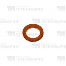 Прокладка (уплотнительное кольцо) пробки редуктора Yamaha 90430-08020