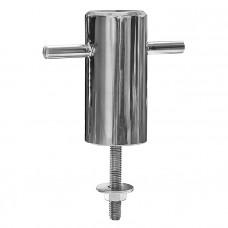 Кнехт одинарный 32 мм со шпилькой