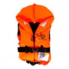 Жилет 100N FREEDOM оранжевый 10-15 кг