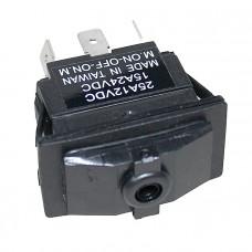 Переключатель вкл-выкл-вкл герметичный