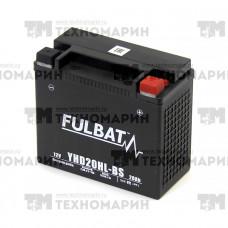 Аккумулятор гелевый FHD20HL-BS-GEL (YTX20HL-BS, YTX20L-BS)
