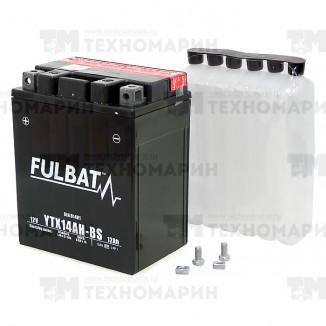 Аккумулятор FTX14AH-BS (YTX14AH-BS)