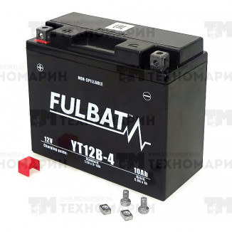 Аккумулятор FT12B-4 (YT12B-4)
