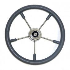 Колесо рулевое V.58G серое