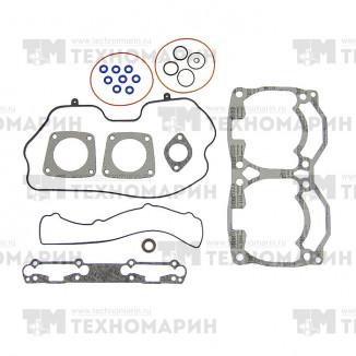 Верхний комплект прокладок BRP 1000 SDI 09-710289