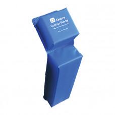 Кранец причальный угловой 760х155 мм синий