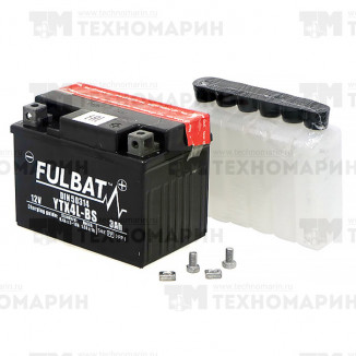Аккумулятор FTX4L-BS (YTX4L-BS)