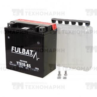 Аккумулятор FTX16-BS (YTX16-BS)