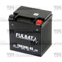 Аккумулятор гелевый FHD30HL-BS-GEL (YIX30L-BS)