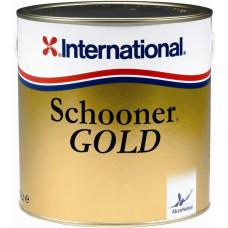 Лак Schooner Gold (Прозрачный) 2.5 L
