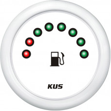 Указатель уровня топлива 8 светодиодов (WW), 240-33 Ом