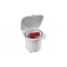 Выключатель массы SEAFLO в пластиковом боксе макс. 50В