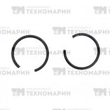Кольцо стопорное поршневого пальца (уп.2 шт.) РМЗ 250/500/640 RM-010547