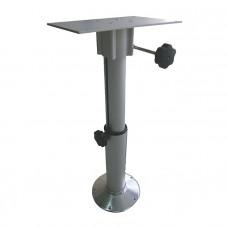 Стойка для сидений раздвижная 400-600мм, алюминий