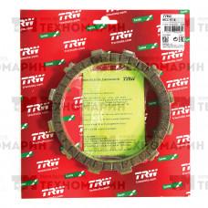 Комплект дисков сцепления MCC117-6