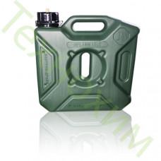 """Канистра """"Экстрим-Драйв"""" 5л зеленая (хаки) ED-0050-G"""