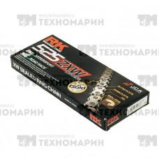 Цепь для мотоцикла до 1300 см³ (золотая, с сальниками XW-RING) GB525ZXW-120