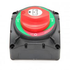 Переключатель батарей усиленный с блокировкой