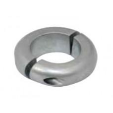 Анод алюминиевый на гребной вал 22мм