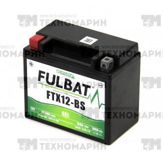 Аккумулятор гелевый FTX12-BS-GEL (YTX12-BS)