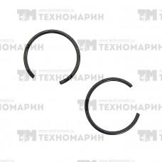 Кольцо стопорное поршневого пальца (уп.2 шт.) РМЗ 550/551