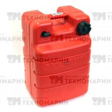 """Бак усиленный для лодочных моторов """"Экстрим"""" 24л с фитингом LB-0024-F"""