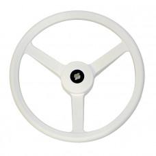 Колесо рулевое V.32W белое