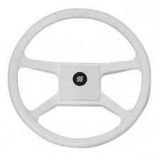 Колесо рулевое V.33W белое