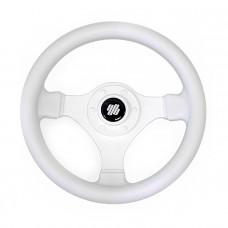 Колесо рулевое V.45W белое