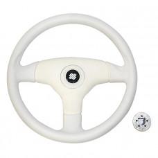 Колесо рулевое V.60W белое