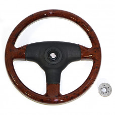 Колесо рулевое V.61BR коричневое