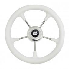 Колесо рулевое V.52W белое