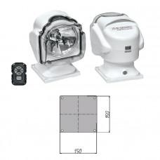 Прожектор стационарный ксеноновый проводной пульт ДУ, серия 971