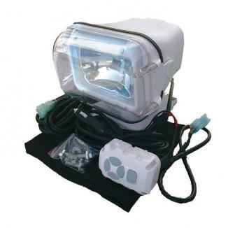 Прожектор стационарный галогеновый проводной пульт ДУ, серия 970