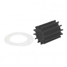 Крыльчатка помпы охлаждения двигателя Johnson/Volvo-Penta/Yanmar 500162G