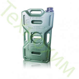 """Канистра """"Экстрим-Драйв"""" 10л зеленая (хаки) ED-0100-G"""