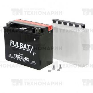 Аккумулятор FTX20L-BS (YTX20L-BS)