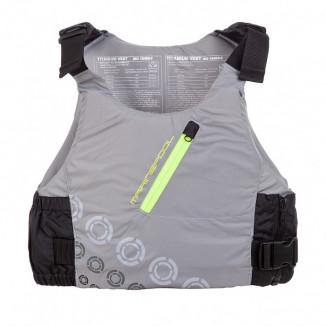 Жилет TITANIUM Vest серый/черный 70-90