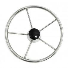 Колесо рулевое 7400 нерж.сталь